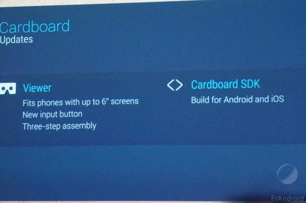Google cardboard vr toujours du carton mais d 233 sormais compatible 6