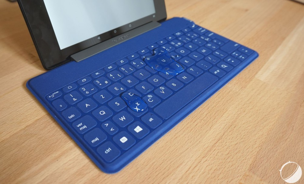 clavier key to go android 2