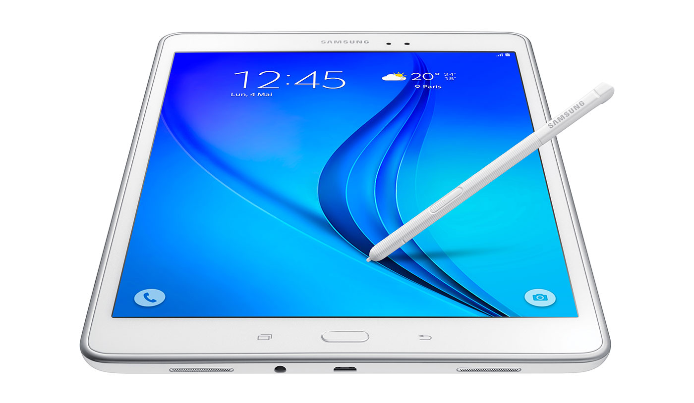 Samsung décline sa Galaxy Tab A avec un S-Pen