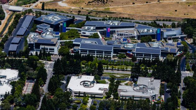google campus