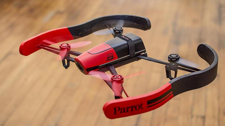 Les drones Parrot sont faciles à pirater selon des chercheurs