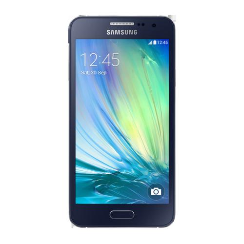 Le Samsung Galaxy A3 fait partie des smartphones les plus populaires vendus dans les boutiques que nous avons visitées.