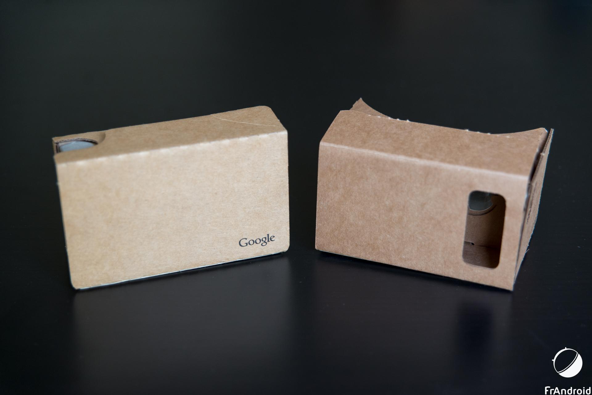 Google Cardboard 2015 (3 sur 6)