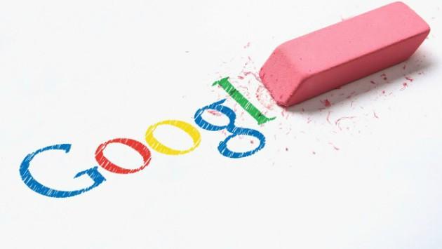 Google droit à l'oubli