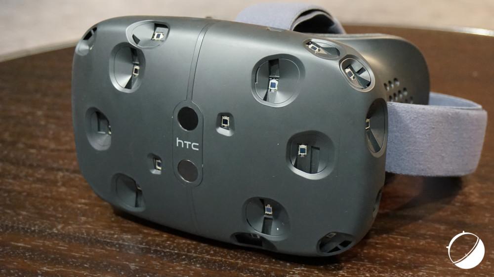 HTC Vive (5 sur 10)