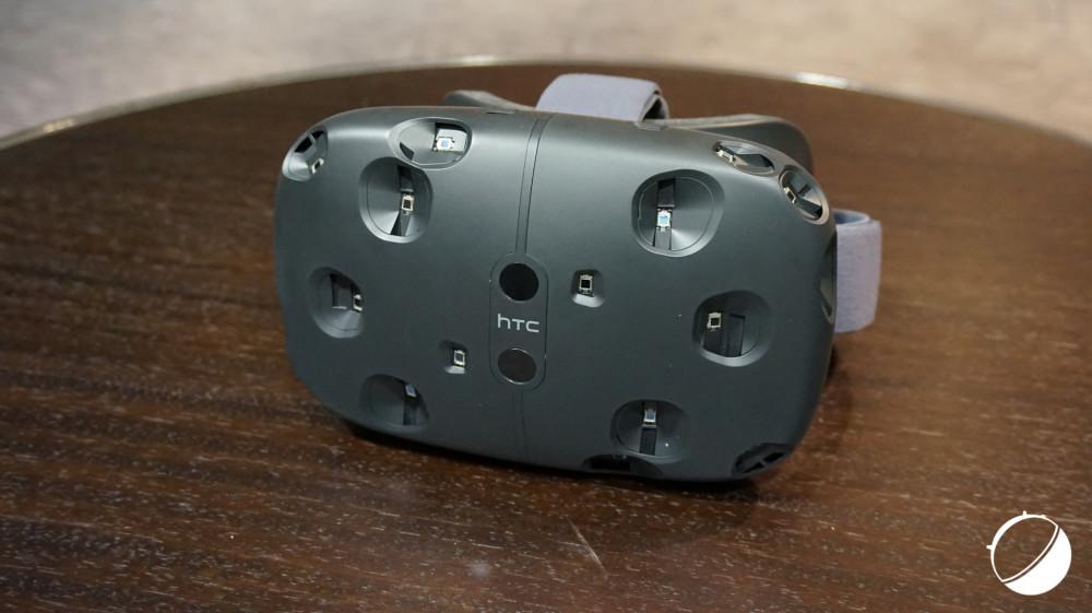 HTC Vive (8 sur 10)