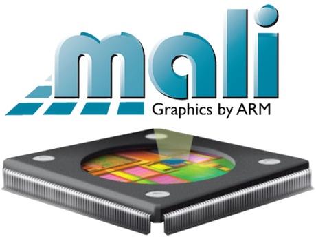 Mali GPU ARM