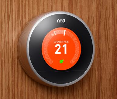 Nest Learning Thermostatt