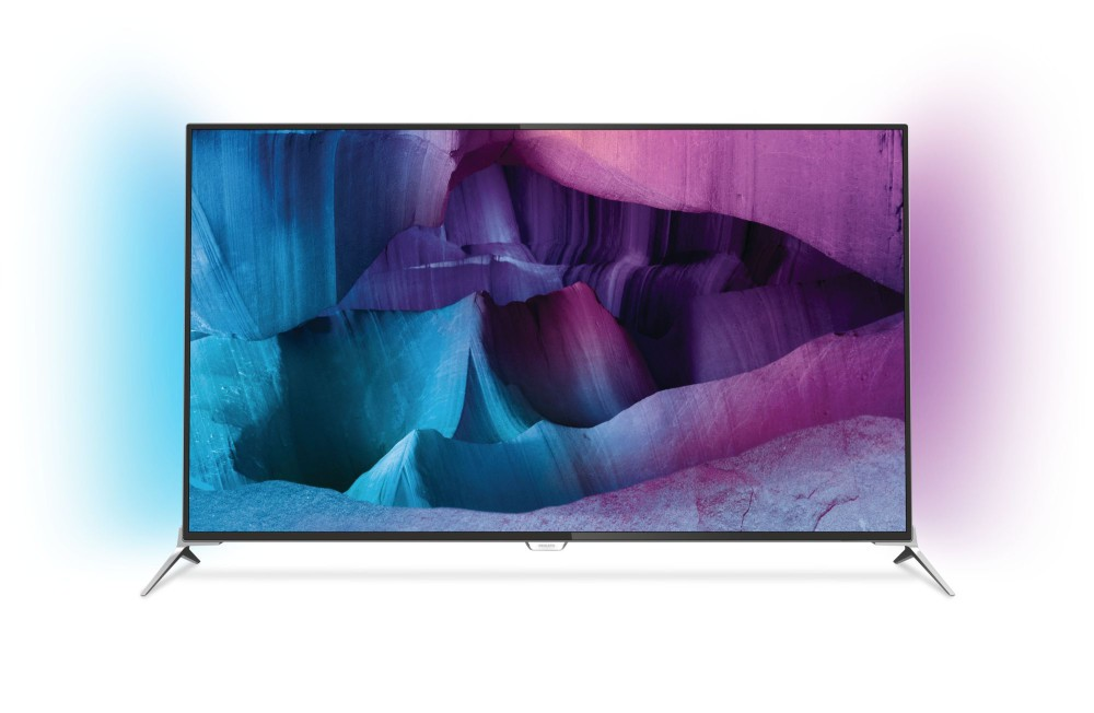 Phillips TV serie 7100 android tv presse