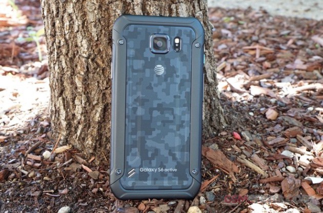 Le Samsung Galaxy S6 Active