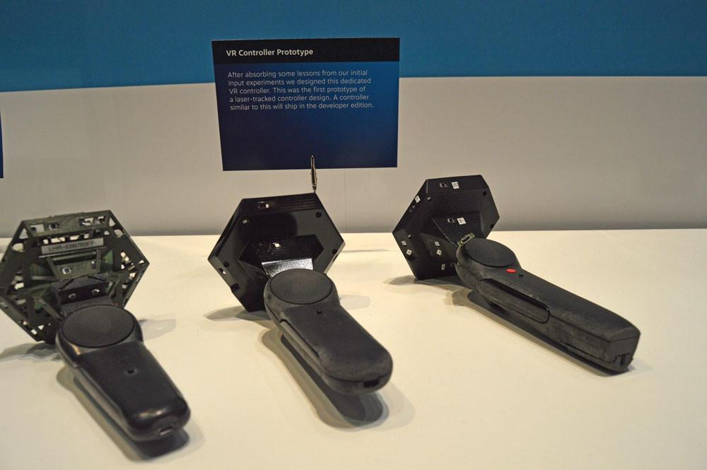 Vive-Controller-Prototypes