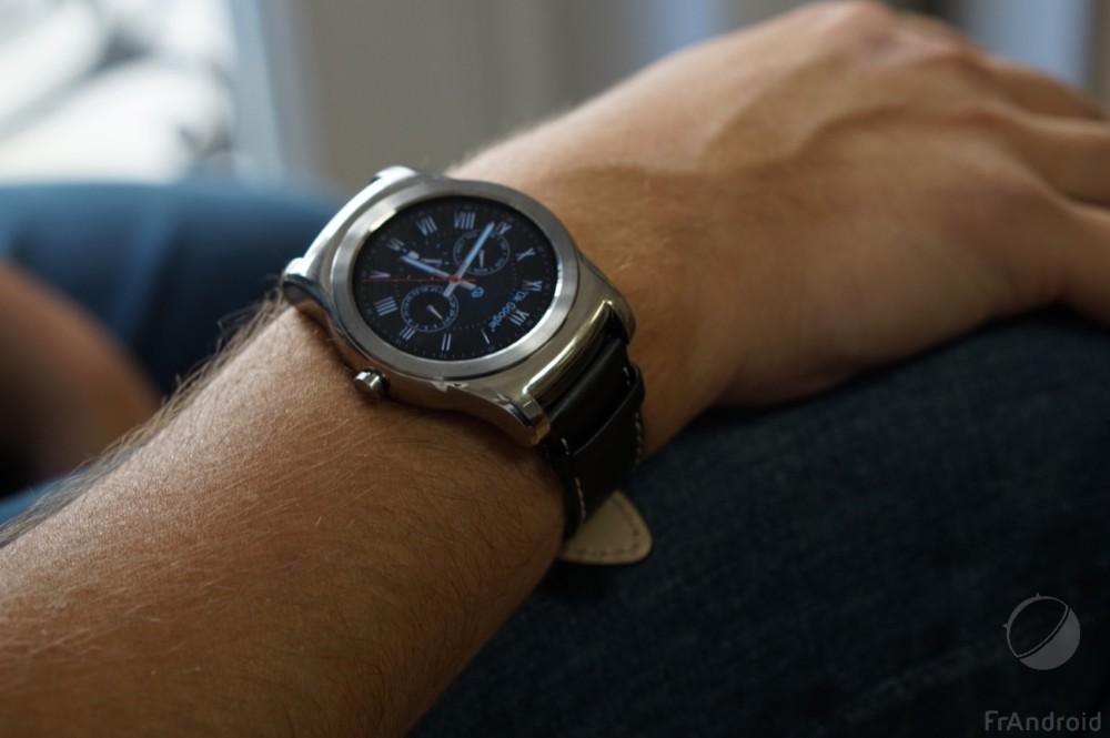 test lg watch urbane notre avis complet montres bracelet connect s frandroid. Black Bedroom Furniture Sets. Home Design Ideas