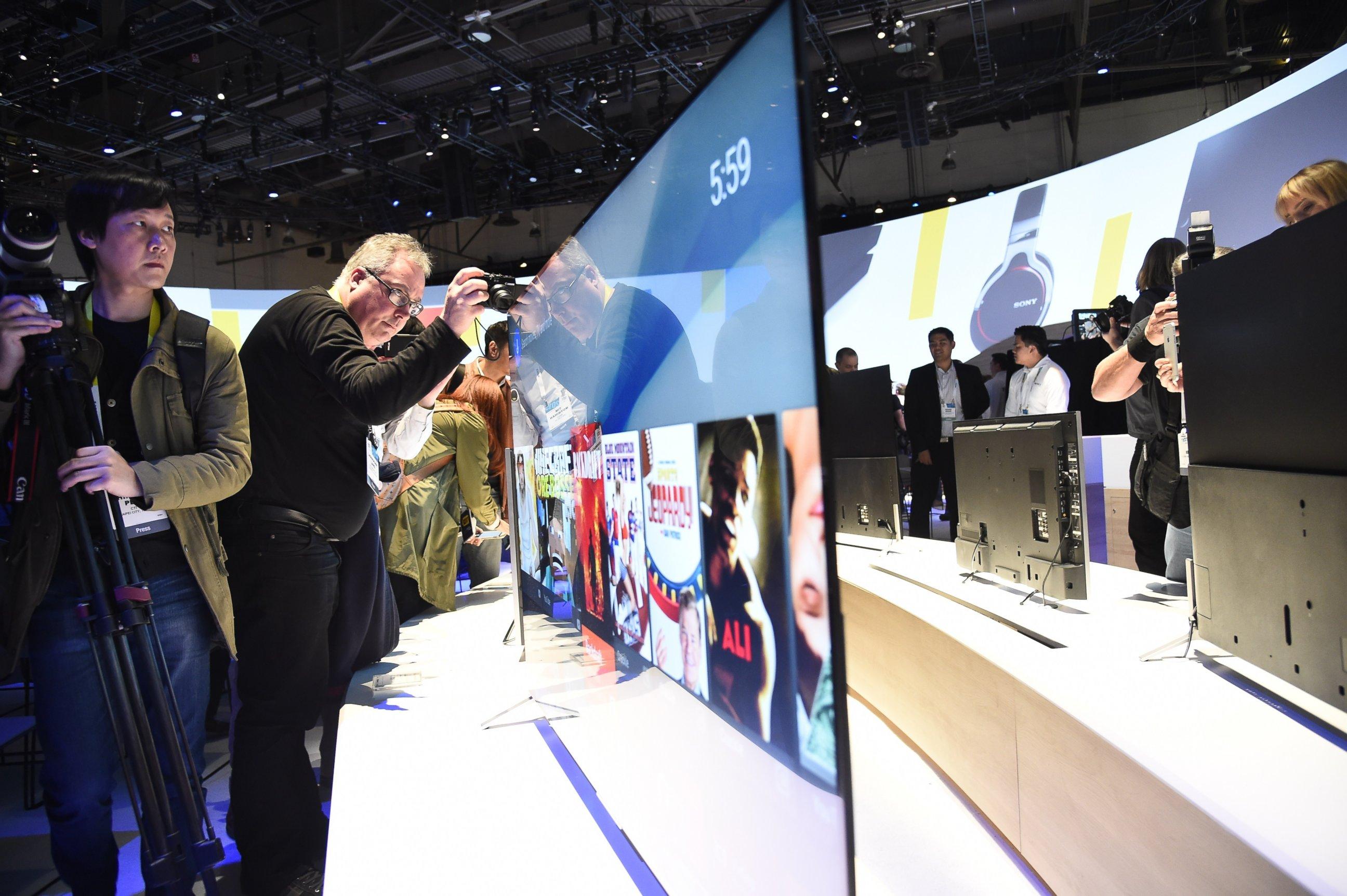 6fa904bba74 Sony prépare le lancement de ses TV 4K sous Android TV - FrAndroid