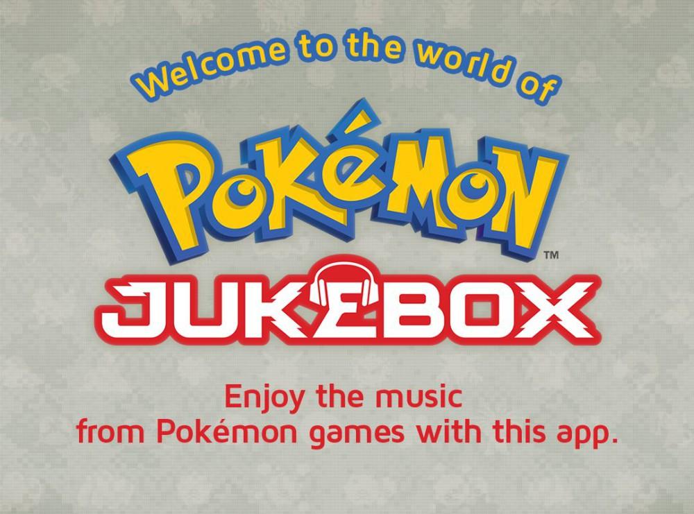 pokemon jukebox
