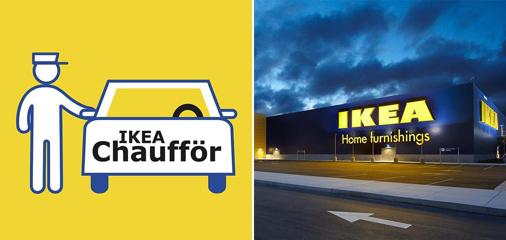 chauff r le service de vtc d 39 ikea et snapcar frandroid. Black Bedroom Furniture Sets. Home Design Ideas