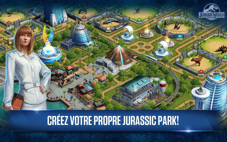 Jeux jurassic park pc gratuit