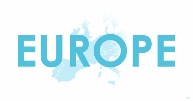 Honor 7 Europe