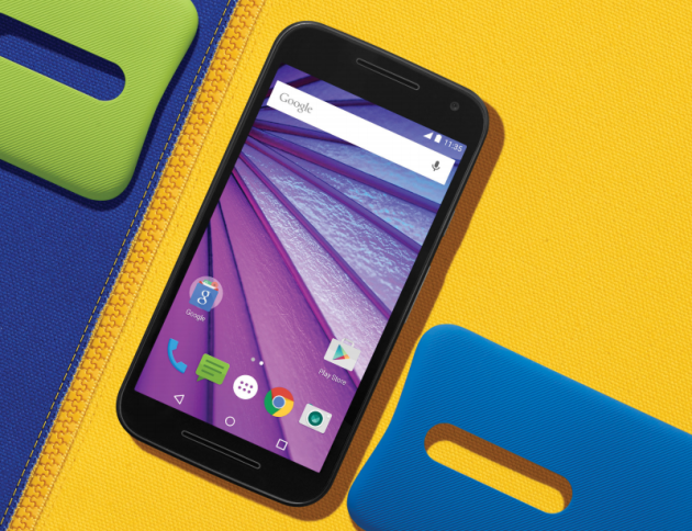 Motorola Moto G 3d gen