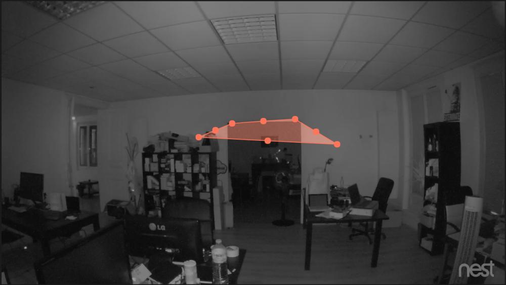 Nest Camera Zone