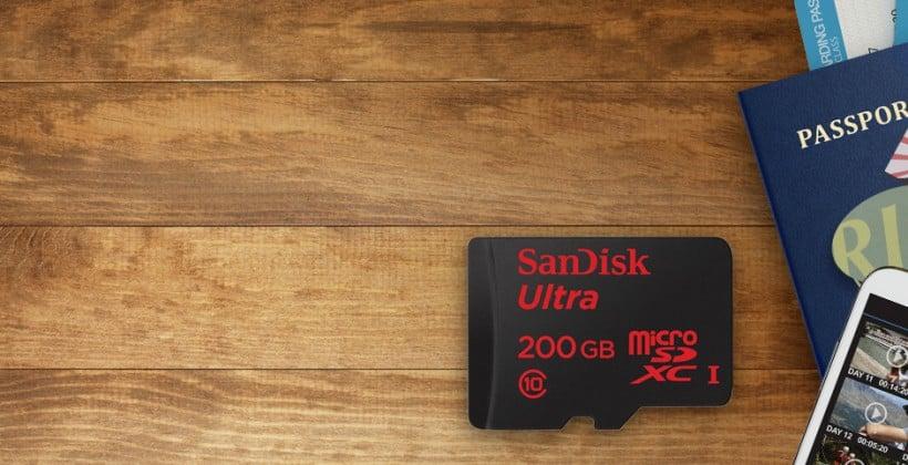 SanDisk Ultra 200