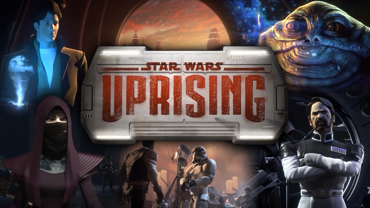 Blueprints hints and tips for Star Wars: Uprising on ADR