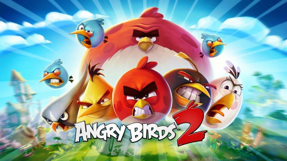 angry birds 2 une