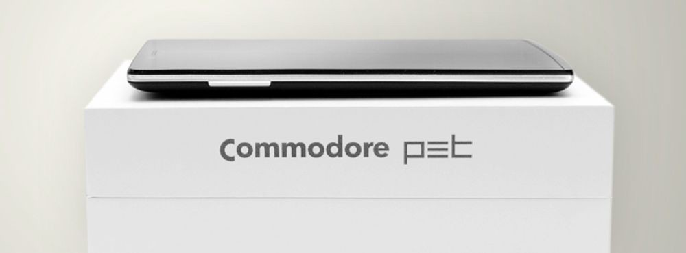 commodore pet 1