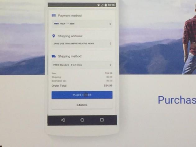 google purchase