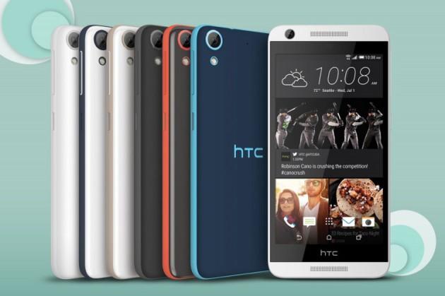 Le HTC Desire 626
