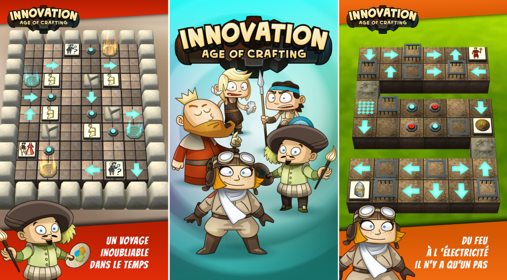 innovation age of crafting