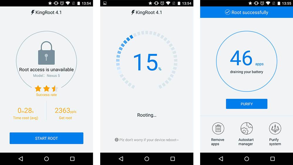 Tuto : Rooter son smartphone ou sa tablette en un seul clic