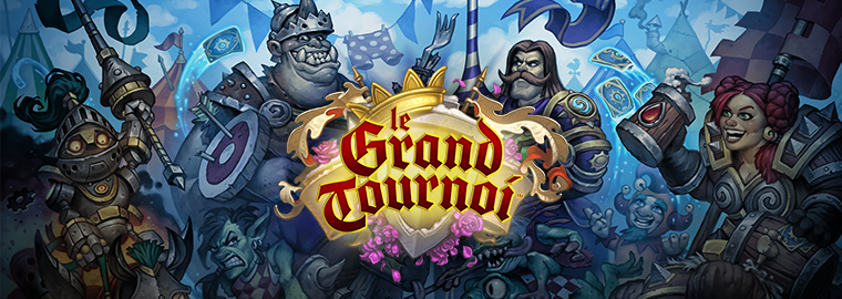 le grand tournoi hearthstone extension
