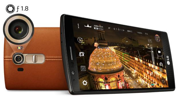 Bon plan : le LG G4 est (deja) propose a 539 euros...