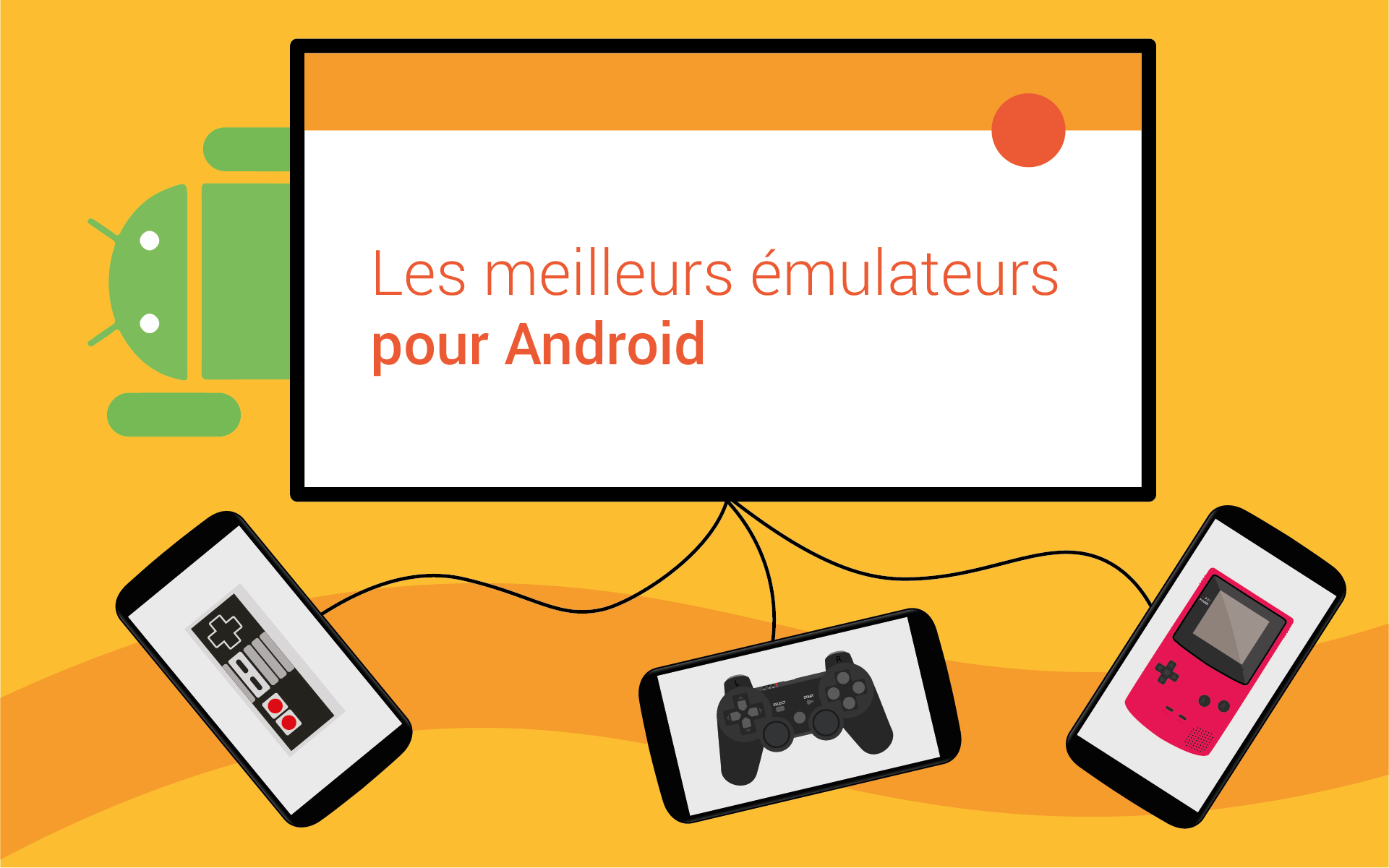 emulateur mame android