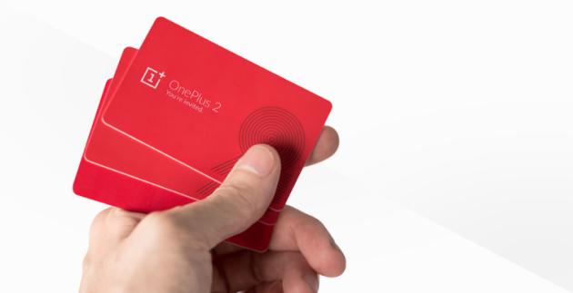 Des invitations physiques pour le OnePlus 2
