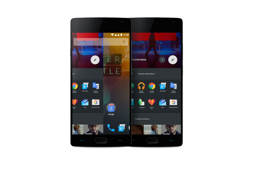 oneplus 2 oxygen os shelf