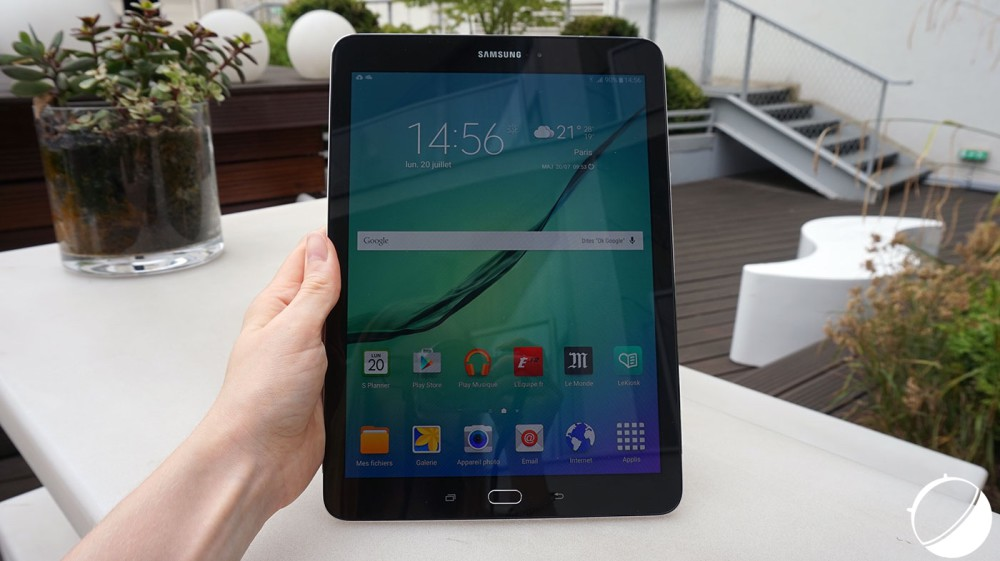 Samsung Galaxy Tab S2 9,7 pouces