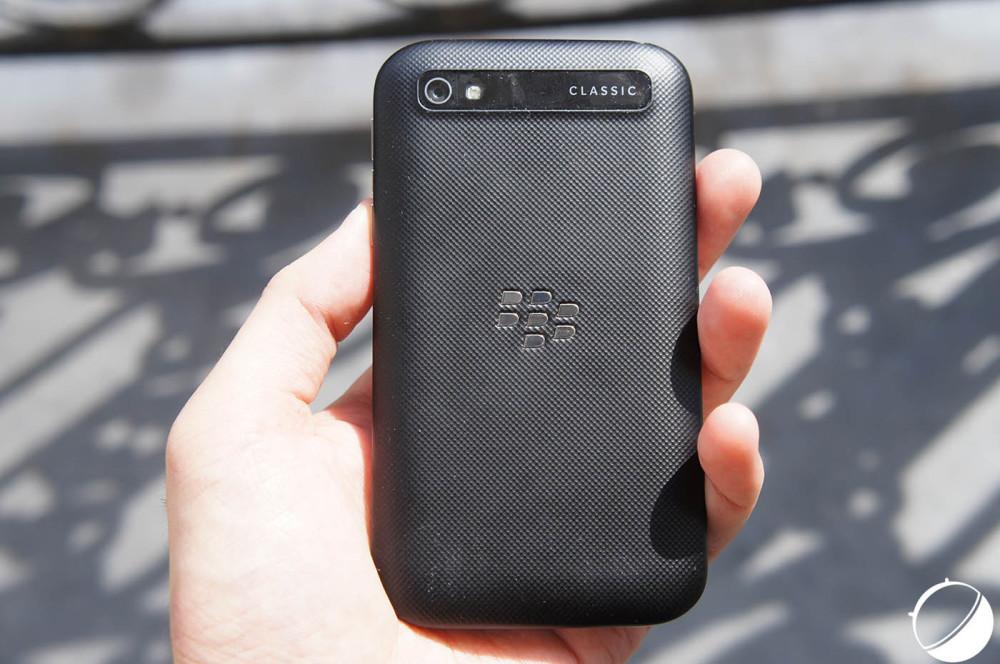 BlackBerry Classic de dos