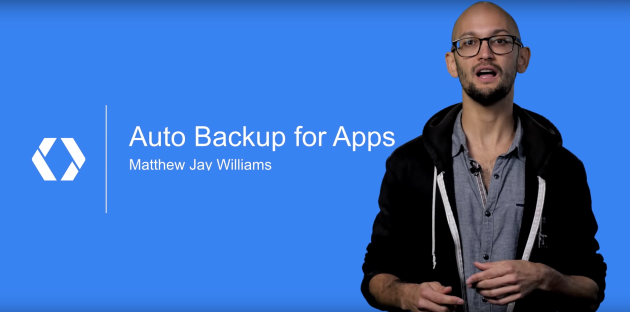Auto Backup for App
