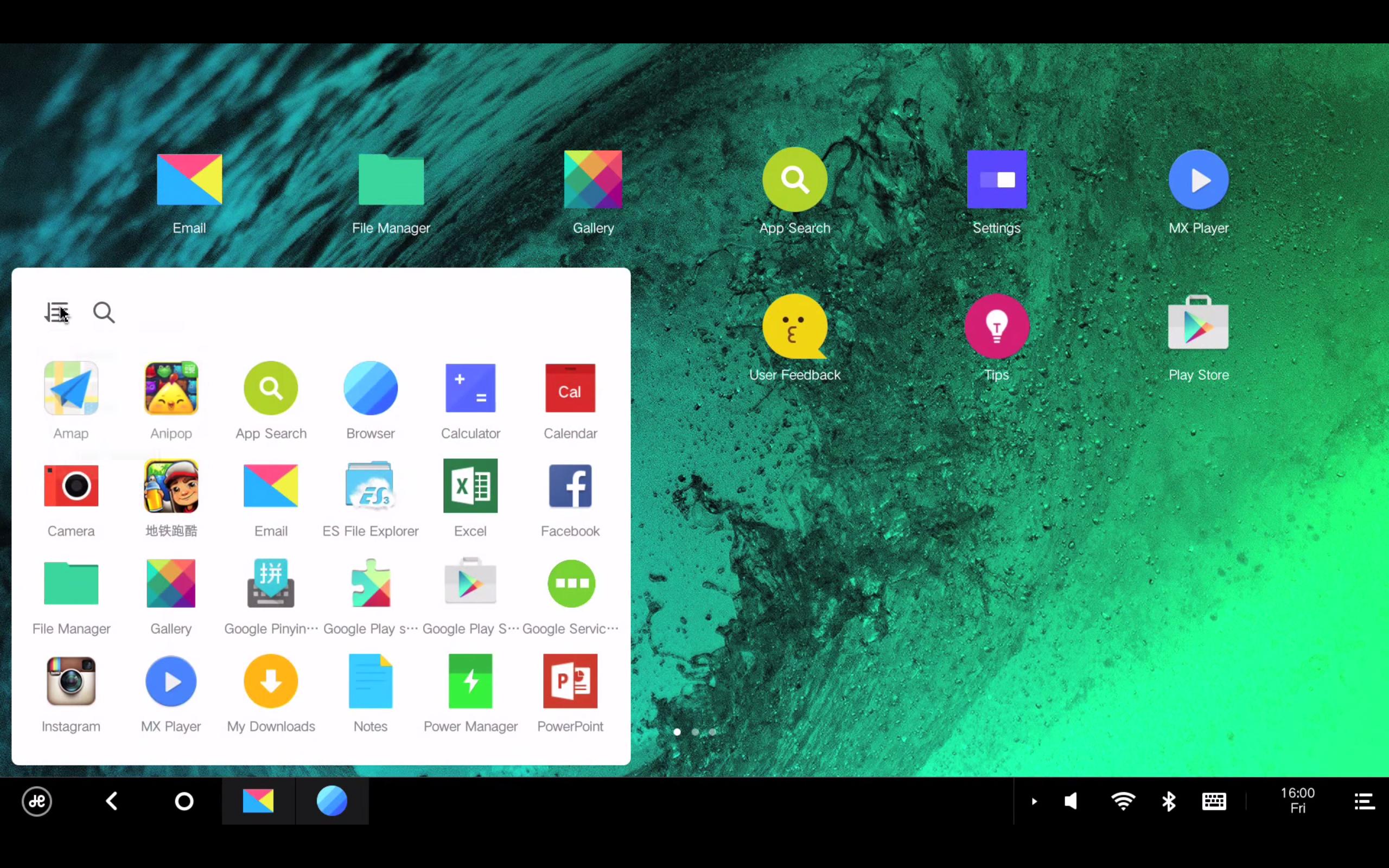 """Remix OS 2.0, l'expérience """"PC + Android"""" proposée sur Nexus 9 et 10"""
