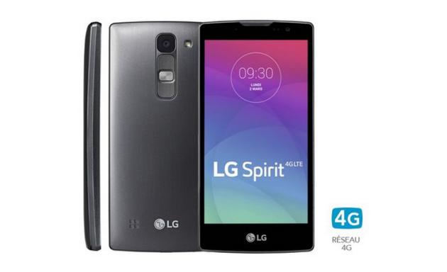 Bon plan le lg spirit 4g en vente flash 129 99 euros frandroid - Vente flash definition ...