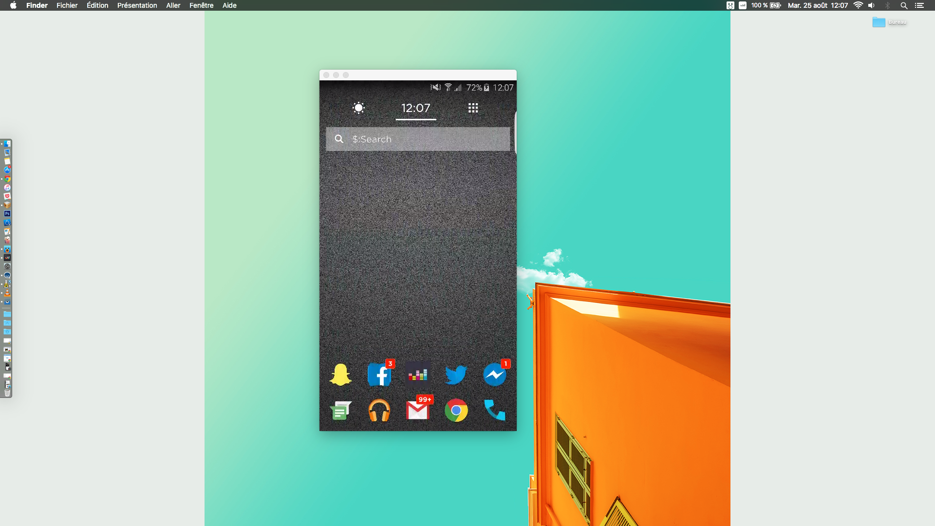 vysor une extension chrome pour afficher l 39 cran d 39 un smartphone sur un ordinateur frandroid. Black Bedroom Furniture Sets. Home Design Ideas