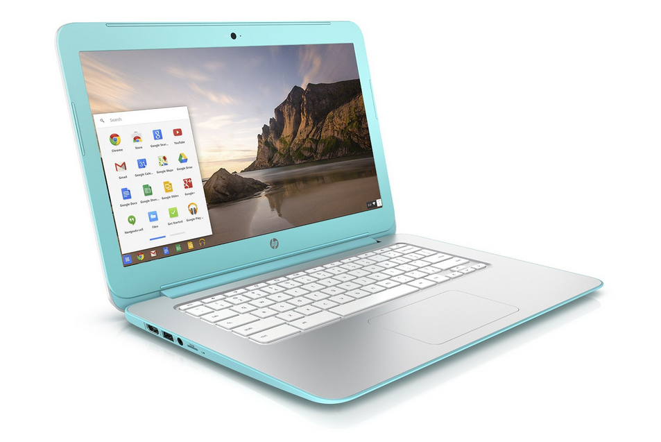 hp pavilion 14 chromebook manual