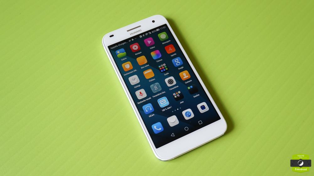 Huawei Ascend G7 (1 sur 17)