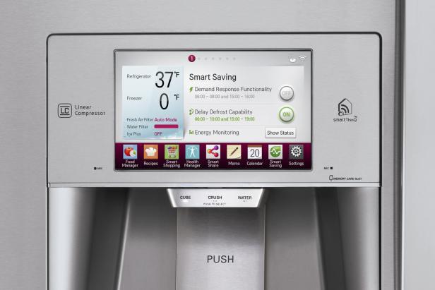 Smart ThinQ réfrigérateur