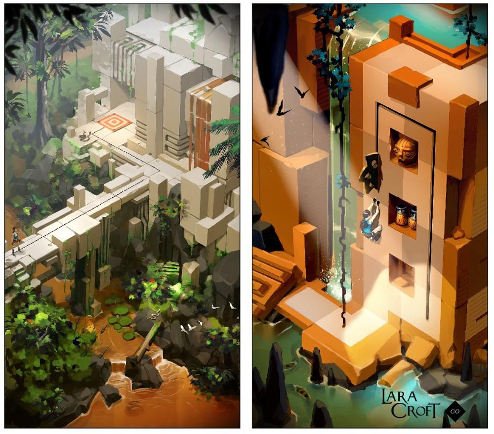 Lara-Croft-GO-concept-art