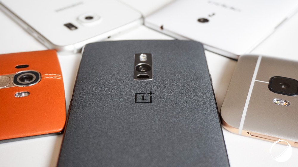OnePlus 2 performances LG G4 HTC One M9 Oppo Find 7a