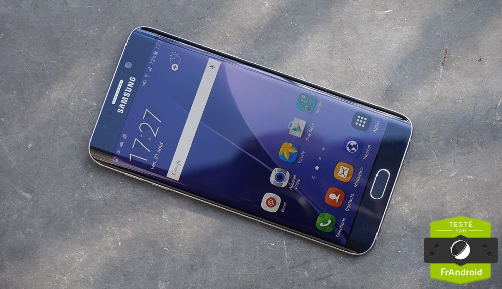 Samsung Galaxy S6 edge + 6