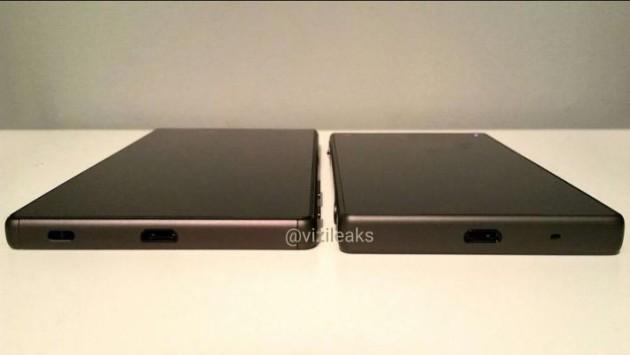 Sony Xperia Z5 Z5 Compact 3