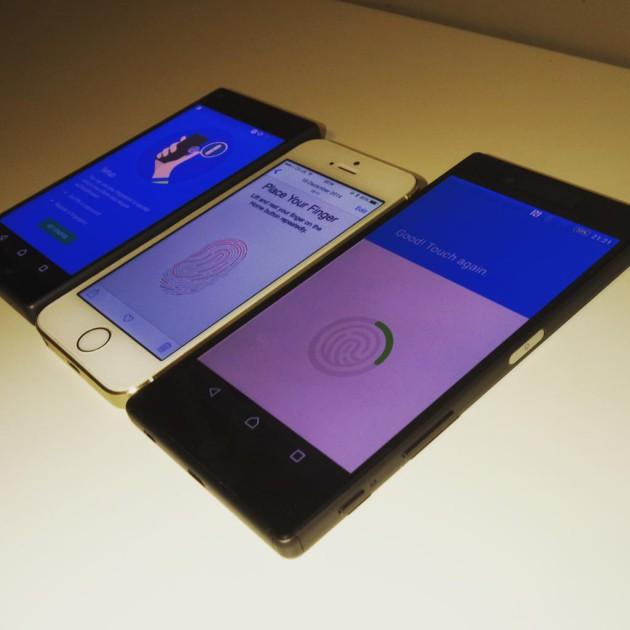 Sony Xperia Z5 Z5 Compact